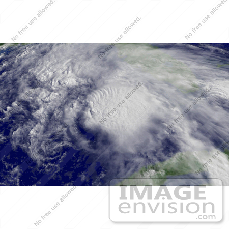 #10057 Picture of Tropical Storm Arlene by JVPD