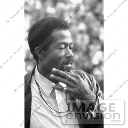 #11213 Picture of Eldridge Cleaver by JVPD