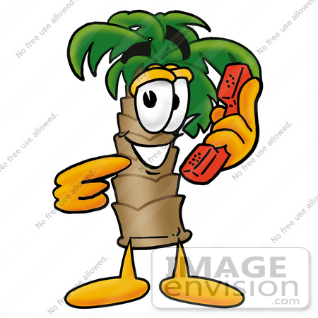 Clip Art Graphic Of A Tropical Palm Tree Cartoon Character Holding A Telephone 25034 By Toons4biz Royalty Free Stock Cliparts We have wide range of cartoons and anime that you can watch in hd and high quality for free. clip art graphic of a tropical palm