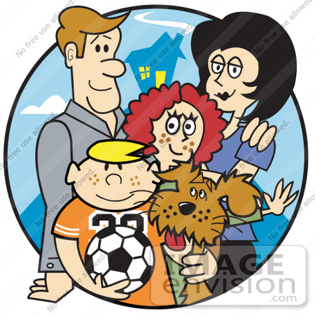 Families Clipart Happy Family - Families Clipart Happy Family - Free  Transparent PNG Clipart Images Download