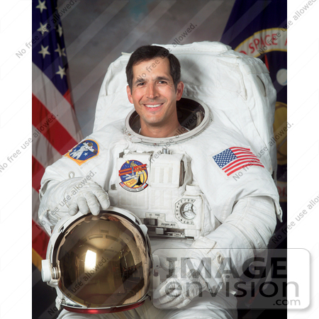 #8594 Picture of Astronaut John Bennett Herrington by JVPD