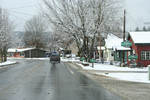 Jacksonville, Oregon in Winter