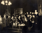 Photograph of Governor Edwin P. Morrow Signing the Anthony Amendment