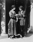Mrs. Pethick-Lawrence and Miss Alice Paul