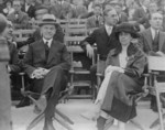 President and Mrs. Coolidge