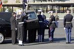 Armed Forces Honor Guard, Carrying Ford Casket