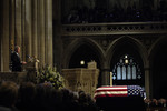 George W Bush Eulogy for Gerald Ford