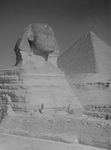 Great Sphinx and Pyramids of Giza
