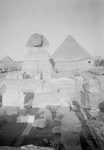 Sphinx, Temple, and Pyramids at Giza