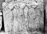 Bas Relief of People Carrying Urns, From the Parthenon