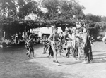 Skidi and Wichita Indian Dancers