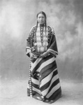 Lucy Red Cloud, Sioux Indian
