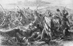 Massacre of United States Troops by the Sioux and Cheyenne India
