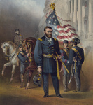Picture of General Ulysses S Grant