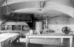 White House Kitchen in 1904