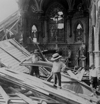 St Patrick's Church, Galveston Disaster