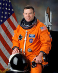 Astronaut James McNeal Kelly