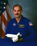 Astronaut William Francis Readdy