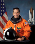 Astronaut William Anthony Oefelein