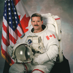 Astronaut Chris Austin Hadfield