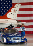 Jon Wood, Air Force Race Car Driver