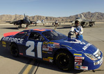 Jon Wood, Air Force Driver