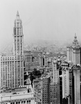 Woolworth Building in Manhattan