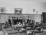 Students in a Class Room