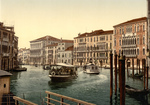 Foscari and Razzonigo Palaces, Venice, Italy