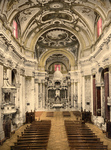 Interior of Jesuits' Church, Venice