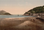 Donostia-San Sebastian on the Bay of Biscay, Spain