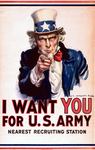 I Want You For The US Army Uncle Sam Picture