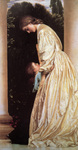 Photo of Sisters Hugging by Frederic Lord Leighton