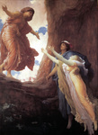 Photo of the Return of Persephone by Frederic Lord Leighton
