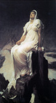 Photo of The Spirit of the Summit by Frederic Lord Leighton