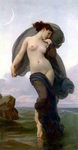 Photo of Evening Mood or Humeur Nocturne by William-Adolphe Bouguereau
