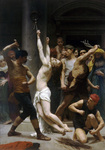 Photo of the Flagellation of Our Lord Jesus Christ, by William-Adolphe Bouguereau